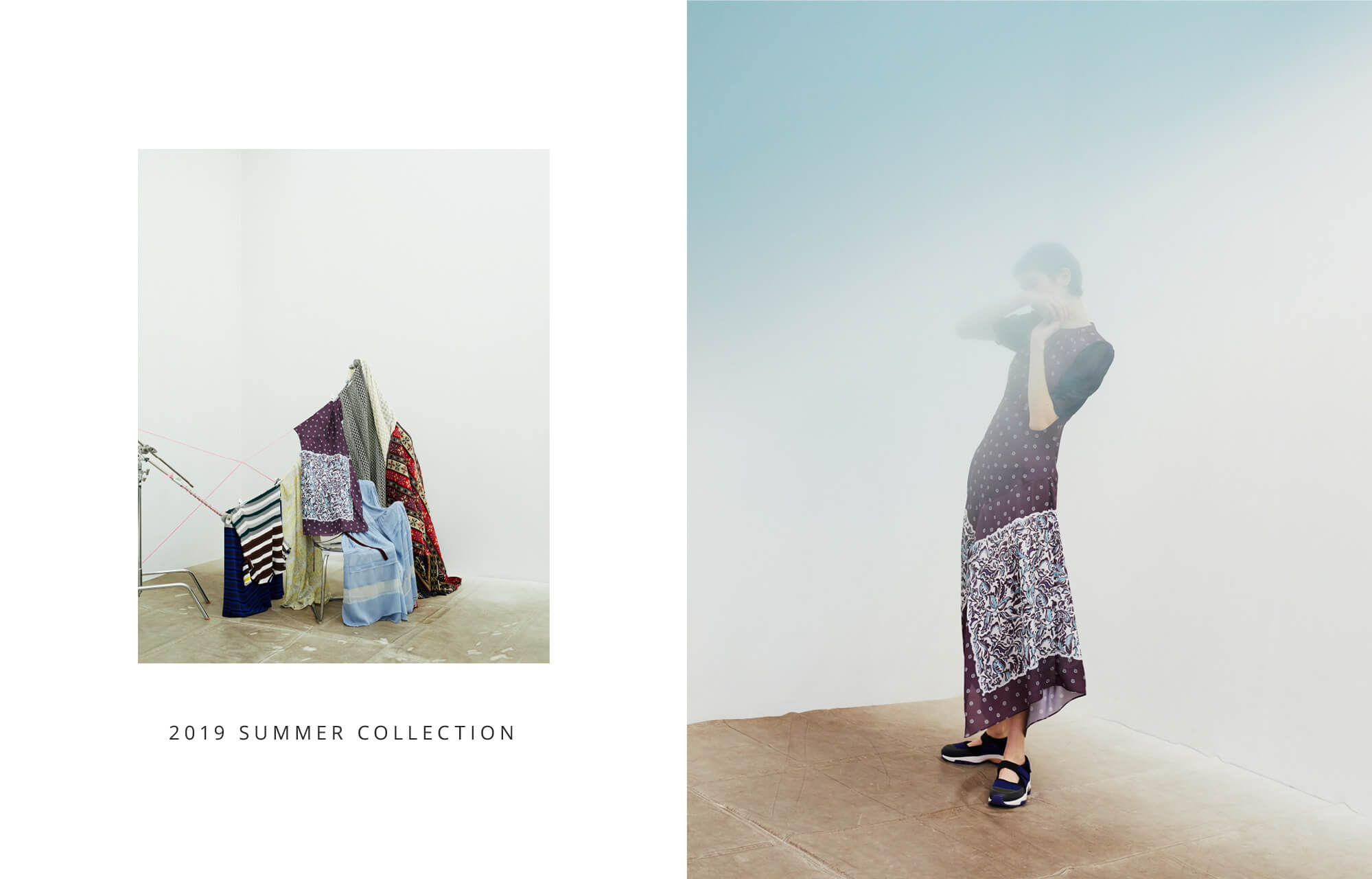 2018 AUTUMN WINTER 2nd COLLECTION