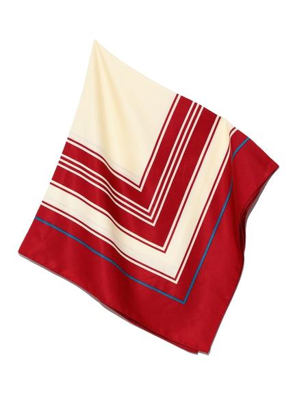 ジオメトリースカーフ