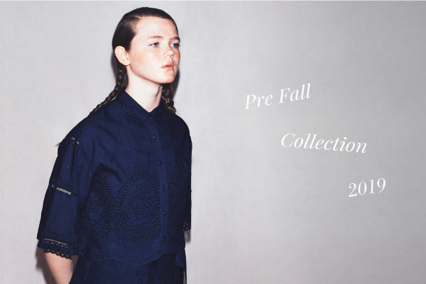 IISSUE.35 PRE FALL COLLECTION 2019